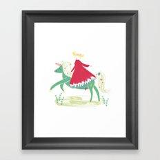 A Fairy Tale  Framed Art Print