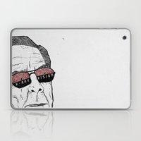 x-ray vision Laptop & iPad Skin