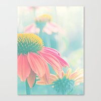 THE HEART OF SUMMER Canvas Print