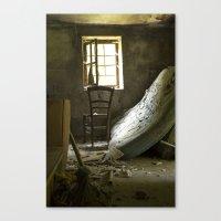 The Chair. Canvas Print