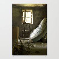 The Chair. Canvas Print