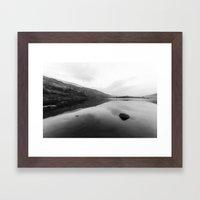 Llynnau Mymbyr Framed Art Print
