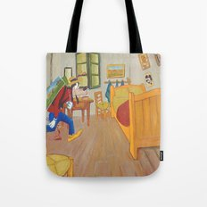 Goofy as Vincent Tote Bag