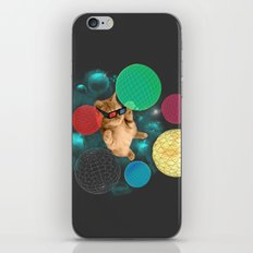 A PLAYFUL DAY iPhone & iPod Skin