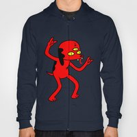 Satan's Little Helper Hoody