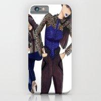 Assymetrical. iPhone 6 Slim Case