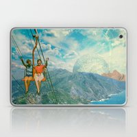 The Lift Laptop & iPad Skin