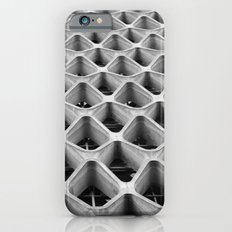 American Cement Building - Architectural Photography iPhone 6 Slim Case