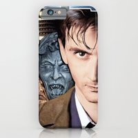 iPhone & iPod Case featuring Doctor Who by SRB Productions