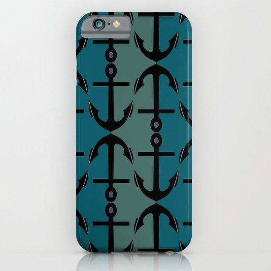 Ocean Anchors iPhone & iPod Case