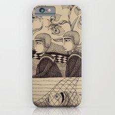 The Golden Fish (2) Slim Case iPhone 6s