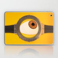 Think In Yellow... But..… Laptop & iPad Skin