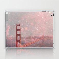 Stardust Covering San Francisco Laptop & iPad Skin