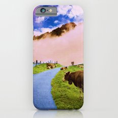 mountain cow iPhone 6 Slim Case
