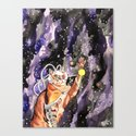Eater of Worlds Canvas Print