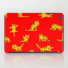 Tigrrrrs iPad Case