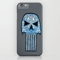 iPhone & iPod Case featuring Celtic Punisher by ronnie mcneil