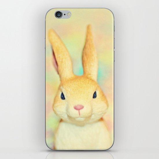 Some Bunny... iPhone & iPod Skin