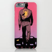 DRIVE Poster iPhone 6 Slim Case