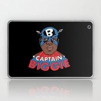 Captain Biggie Laptop & iPad Skin