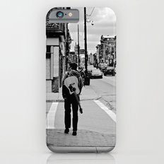 Life In a Guitar Town iPhone 6s Slim Case