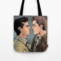 Profound Bond Tote Bag