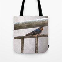 One Swallow Doesn't Make… Tote Bag