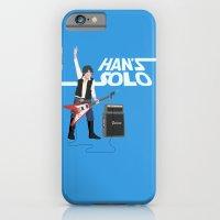 Han's Solo iPhone 6 Slim Case