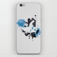 Pescerello iPhone & iPod Skin