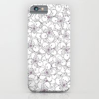 iPhone & iPod Case featuring Cherry Blossom Pink - In Memory of Mackenzie by Project M
