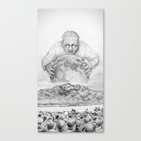 In Which Astronomy Will … Canvas Print