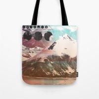 Mountainous Range Tote Bag