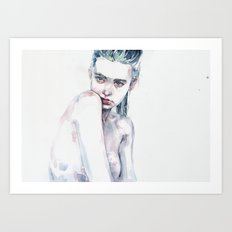 Ali Michael Art Print