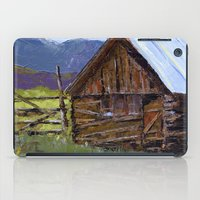 The Barn iPad Case