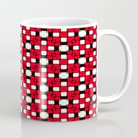 Seventies Mosaic Mug