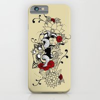 iPhone & iPod Case featuring cọp by K-NIZZY