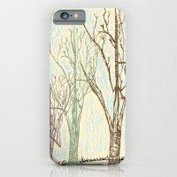 A Winters Sketch iPhone 6 Slim Case