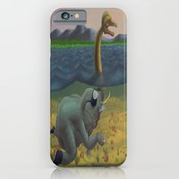 The truth of Loch Ness iPhone 6 Slim Case