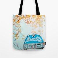 Meet Me At The Moonlite Tote Bag