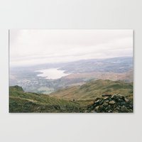 Summit Canvas Print