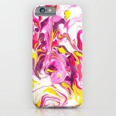 Marbling #6 iPhone 6 Slim Case