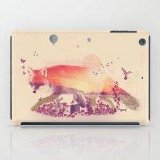 Woodlands Fox iPad Case