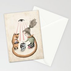 The Fitcher's bird six Stationery Cards