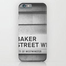 Oh, Sherlock! Slim Case iPhone 6s