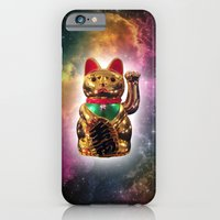 Space Kitty iPhone 6 Slim Case