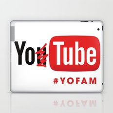 YOTUBE Laptop & iPad Skin