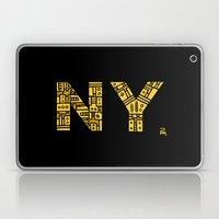 NIGHT NY - PM Laptop & iPad Skin