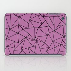 Ab Outline Bodacious  iPad Case