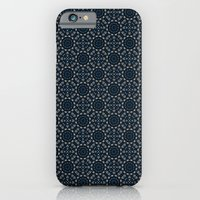 Turkish ceramics surface pattern iPhone 6 Slim Case