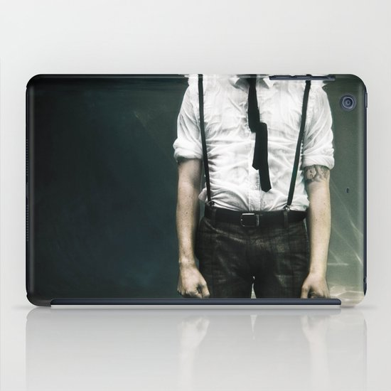 abyss of the disheartened VIII iPad Case